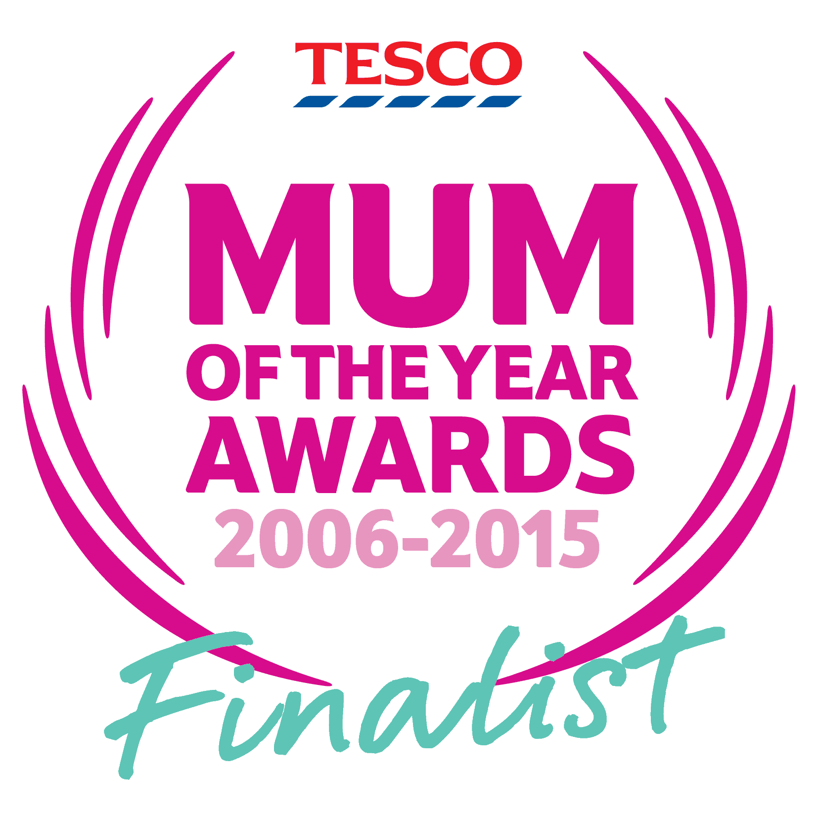 Tesco Mum of the Year awards 2015 Finalist