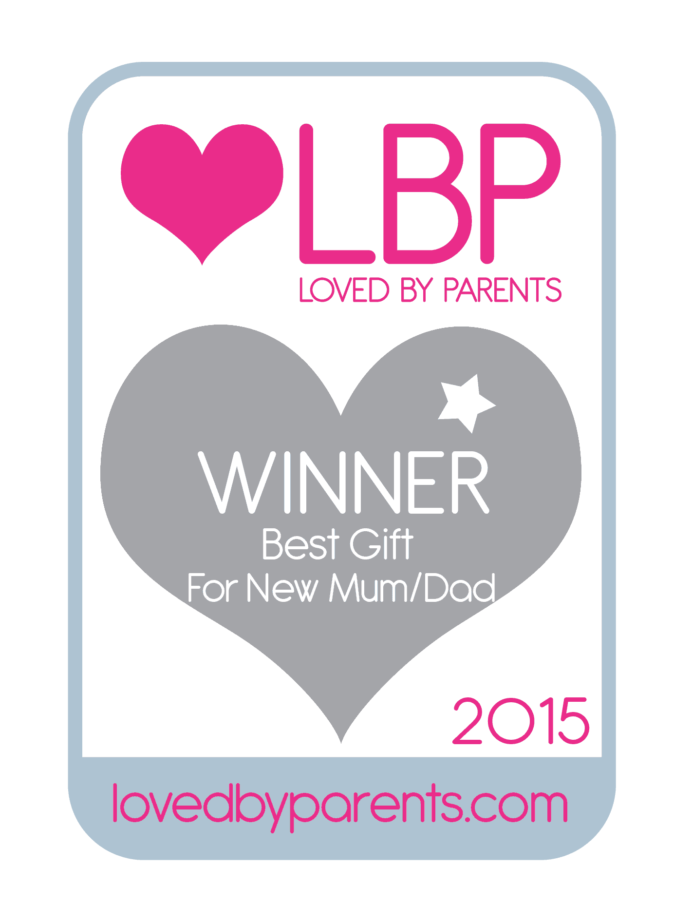 Loved by Parents Silver Award
