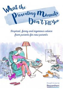 What the parenting manuals don't tell you